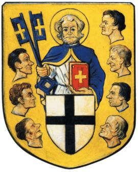 Stadtwappen Brühl