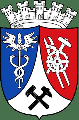 Stadtwappen Oberhausen